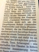 So ein Theater - Cantamus Kammerchor Potsdam